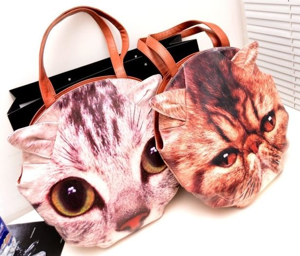 Adorable Kitty Cat Shoulder Bags