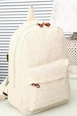 Lovely Lace Backpack