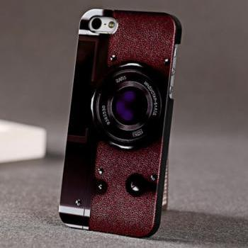 Camera Style 5 Case For iPhone 5 5S 5G